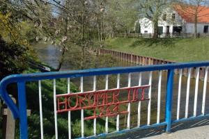 Horumersiel Brückeüberdas Tief