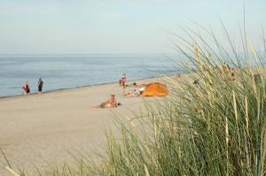 Dünen und Strand Horumersiel Schillig