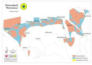 Nationalpark Wattenmeer Nordsee