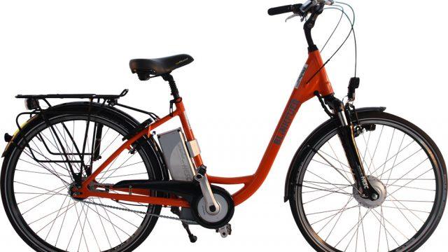 Blinkfüer Fahrradvermietung