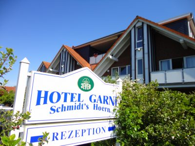 Hotel Garni Schmidts-Hoern
