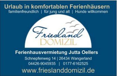 Friesland-Domizil | Jutta Oellers